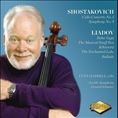 Shostakovich: Cello Con. No. 1; Sym. 9; Liadov: Baba Yaga et al. / Lynn Harrell, cello