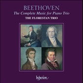 Beethoven: The Complete Music for Piano Trio / The Florestan Trio