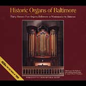 Historic Organs of Baltimore / Armstrong, Ballinger, Bowie