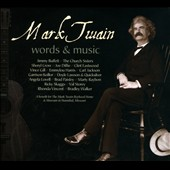 Various Artists: Mark Twain: Words & Music