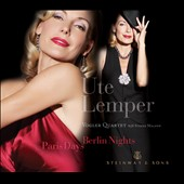 Paris Days, Berlin Nights / Ute Lemper, Vogler Quartet
