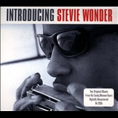 Stevie Wonder: Introducing: Stevie Wonder
