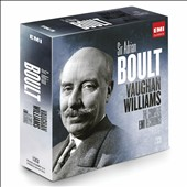 Sir Adrian Boult conducts Vaughan Williams - The Complete EMI Recordings