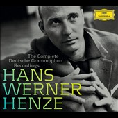Hans Werner Henze: The Complete Deutsche Grammophon Recordings [16 CDs]