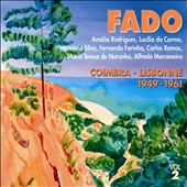 Various Artists: Fado: Coimbra - Lisbonne 1949-1961