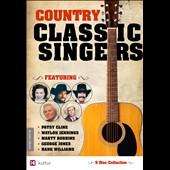 Various Artists: Country Classic Singers: Marty Robbins, George Jones, Hank Williams, Patsy Cline, Waylon Jennings