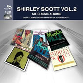 Shirley Scott: 6 Classic Albums, Vol. 2