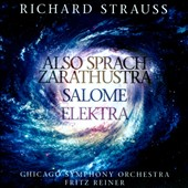 Richard Strauss: Also Sprach Zarathustra; Salome; Elektra