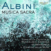 Giovanni Albini (b.1982): Musica Sacra / Choir of the Faculty of Musicology, Cremona