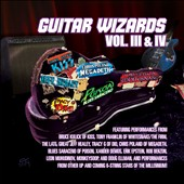 Various Artists: Guitar Wizards 3 4