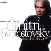 Kalinka - Russian Folk Songs / Dmitri Hvorostovsky