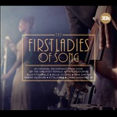 Various Artists: The First Ladies of Song