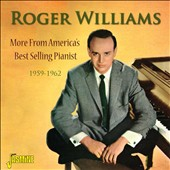 Roger Williams (Gospel)/Roger Williams (Design): More From America's Best Selling Pianist: 1959-1962