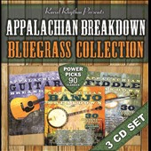 Various Artists: Appalachian Breakdown Bluegrass Collection: Power Picks 90 Classics [Box]