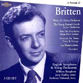 A Portrait of Britten / William Boughton, et al
