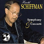 Schiffman: Symphony & Concerti / Antal, Giacobassi, et al