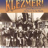 Various Artists: Klezmer: From Old World To Our World