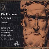 Strauss: Die Frau ohne Schatten / B&ouml;hm, King, Rysanek, et al