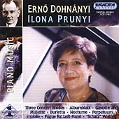 Dohnányi: Piano Music Vol 1/ Ilona Prunyi