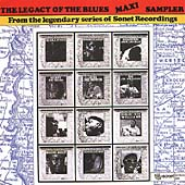Various Artists: The Legacy of the Blues Maxi Sampler