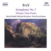 Bax: Symphony no 7, Tintagel / Lloyd-Jones, Royal Scottish