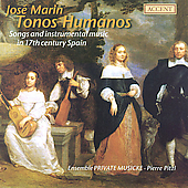 Tonos humanos - Marin, Ribayaz, Hidalgo, etc  / Pitzl, et al