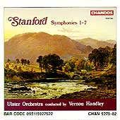 Stanford: Symphonies 1-7 / Handley, Ulster Orchestra