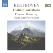Beethoven: Diabelli Variations / Battersby
