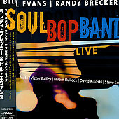Randy Brecker/Bill Evans (Sax): Live in New York