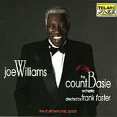 Joe Williams (Vocals): Live at Orchestra Hall, Detroit