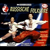 Various Artists: The  World of Russische Folklore