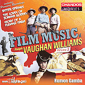 The Film Music of Ralph Vaughan WIlliams Vol 3