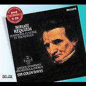 Berlioz: Requiem / Colin Davis, Dowd, London SO