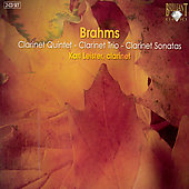Brahms: Complete Chamber Music for Clarinet / Leister
