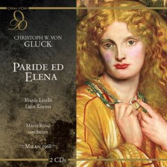 Gluck: Paride ed Elena / Rossi, L&aacute;szl&ograve;, Kozma, et al
