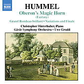 Hummel: Oberon's Magic Horn, etc / Grodd, Hinterhuber, et al