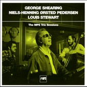 George Shearing: MPS Trio Sessions [Box]