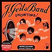 J. Geils Band: Showtime! (Collectables)