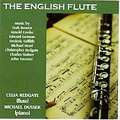 The English Flute - Tavener, Stainer, Griffith, etc / Redgate, Dussek