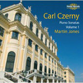 Czerny: Piano Sonatas Vol 1 / Martin Jones