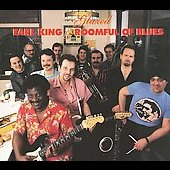 Earl King/Roomful of Blues: Glazed [Digipak]