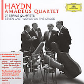 Haydn: 27 String Quartets [Box Set]