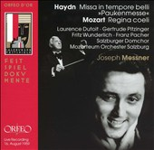 Haydn: Missa in tempore belli (