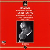 Richter Plays Brahms & Saint-Saens