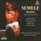 George Frideric Handel: Semele