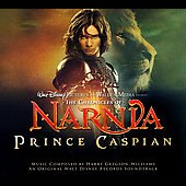 Harry Gregson-Williams: The Chronicles of Narnia: Prince Caspian [Original Soundtrack] [Digipak]