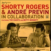 André Previn (Conductor/Piano)/Shorty Rogers: In Collaboration