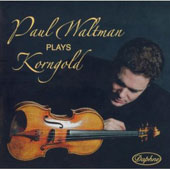 Paul Waltman plays Korngold