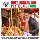 Various Artists: Dreamboats & Petticoats, Vol. 4
