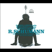 Cello Heroics I: R. Schumann: Cello Concerto [Includes Sheet Music] / Gavriel Lipkind